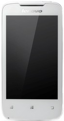 Lenovo IdeaPhone A390 (White)